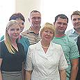 четвёртая группа программы Mini MBA